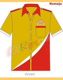 Design pakaian seragam desain baju dinas kerja kantor