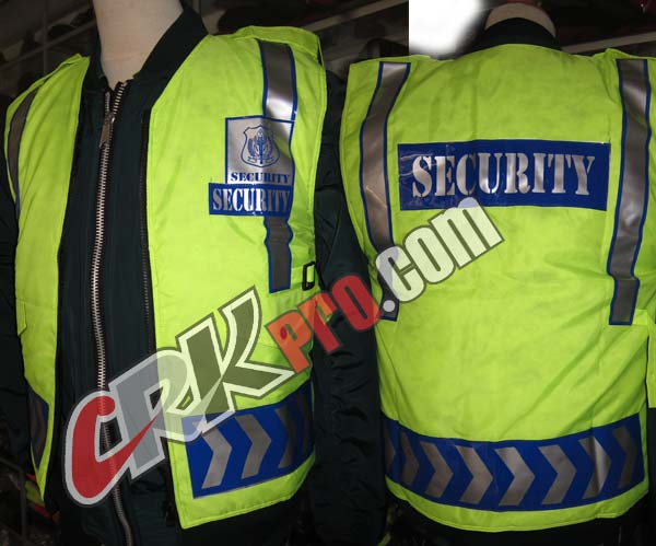 rompi security satpam