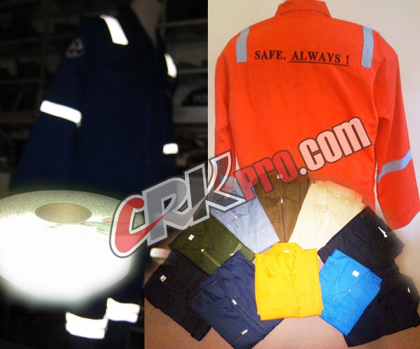 wear pack  safety coverall